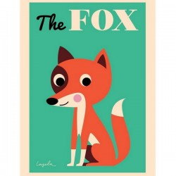 Affiche The Fox Ingela P. Arrhenius