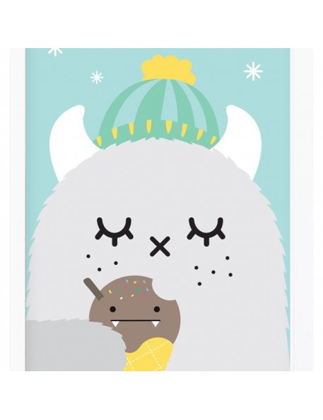 NOODOLL RicePuffy poster (A2)