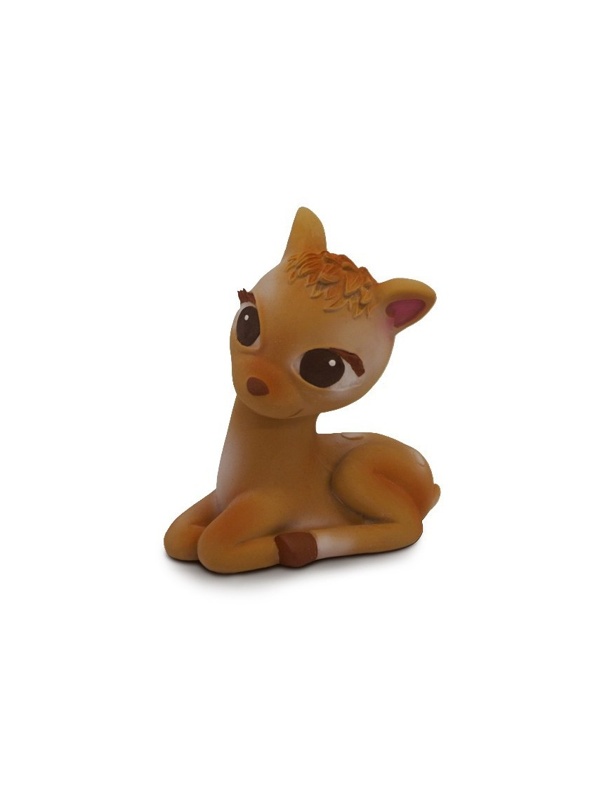 Bambi Organic Baby Bath Toy by OLI & CAROL