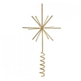 décoration de noël étoile en laiton christmas tree Top ferm living