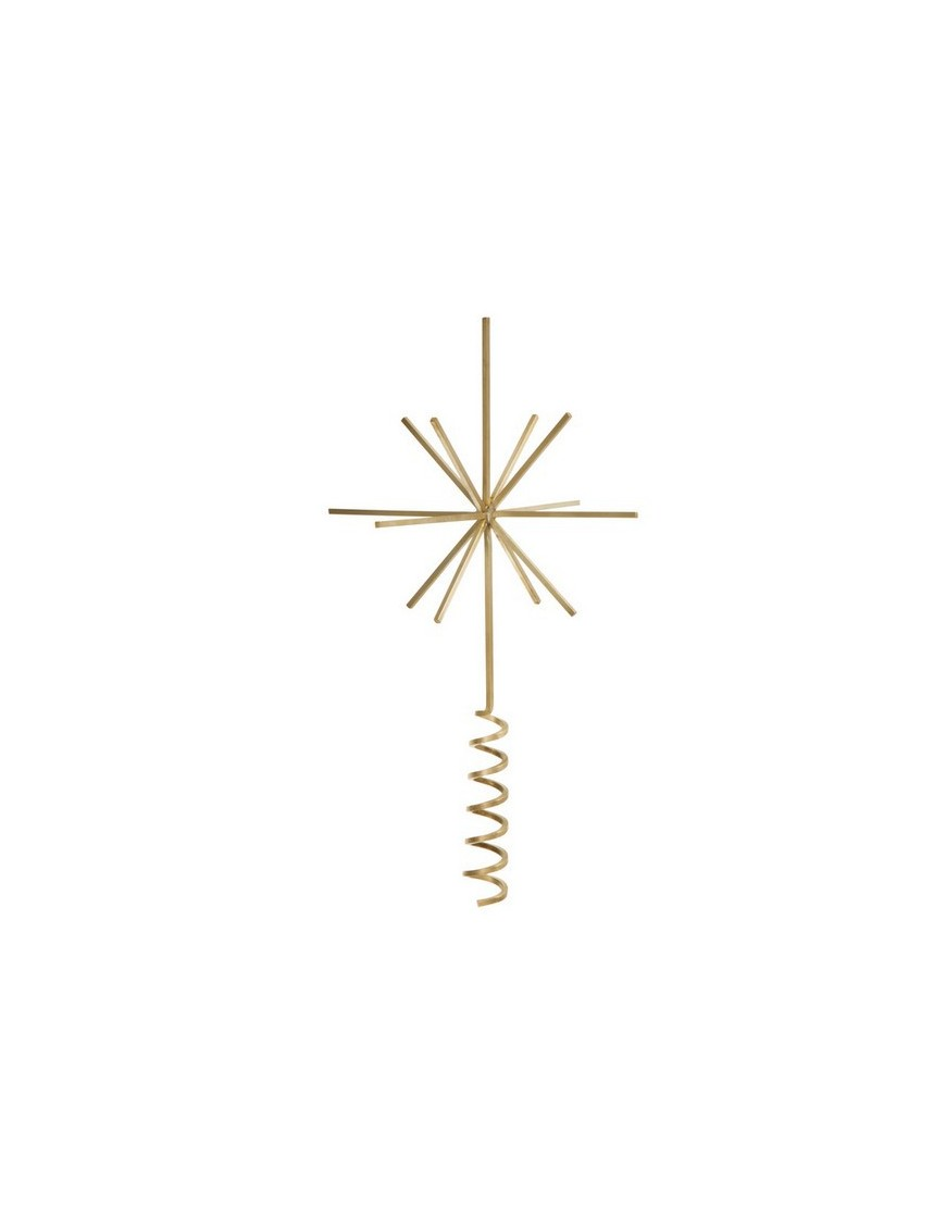 FERM LIVING Christmas Tree Top Etoile Laiton