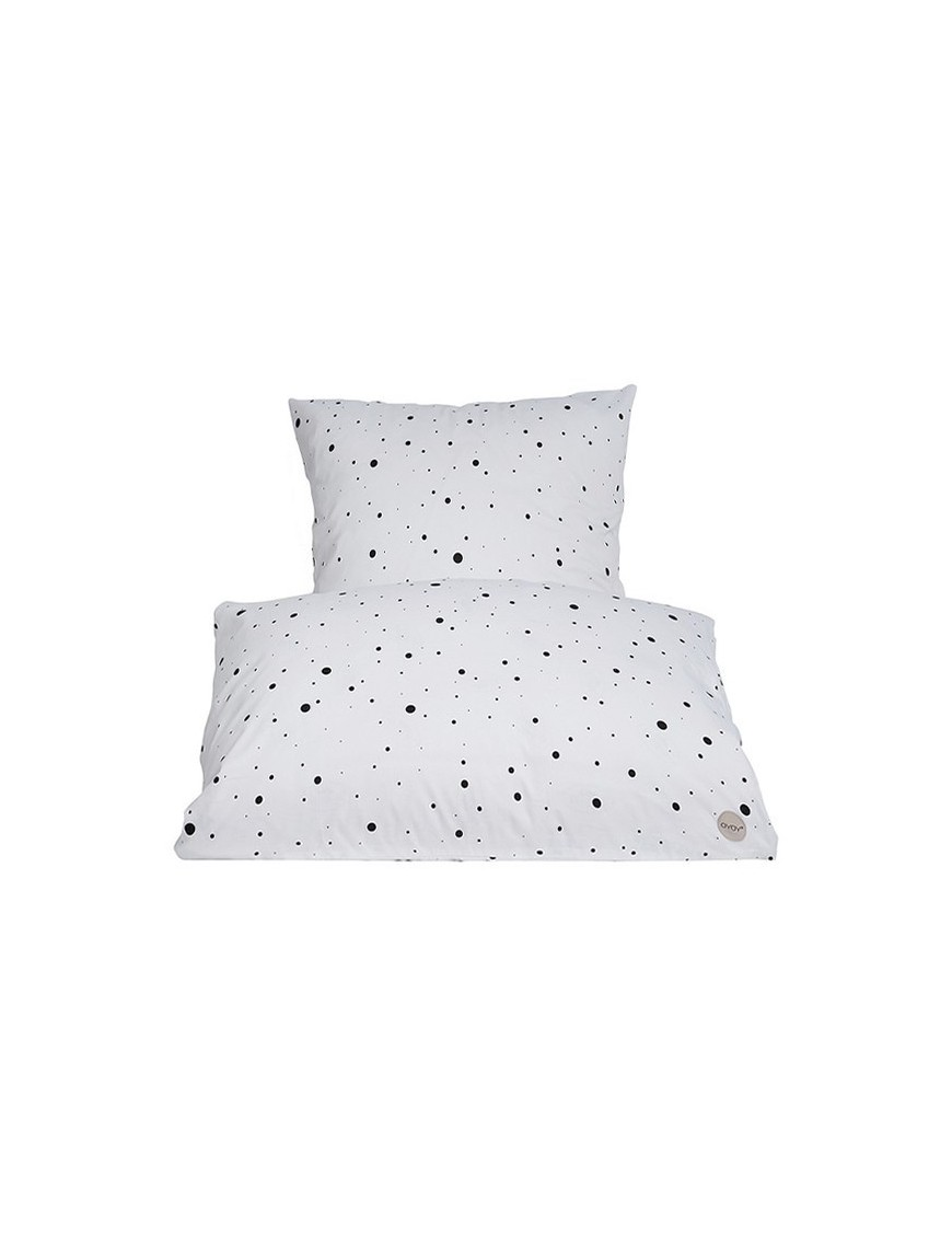 OYOY Dot Bedding - junior (100x140 cm)