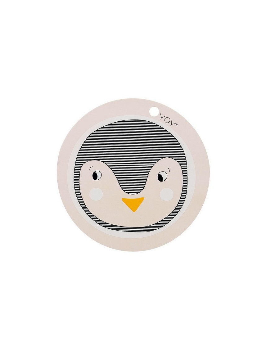 OYOY-Penguin-Placemat