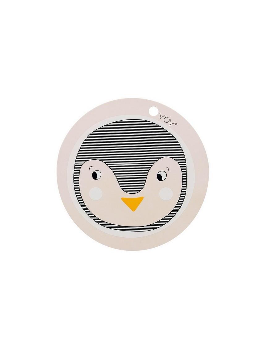 Set-de-table-enfant-design-Pingouin-Oyoy
