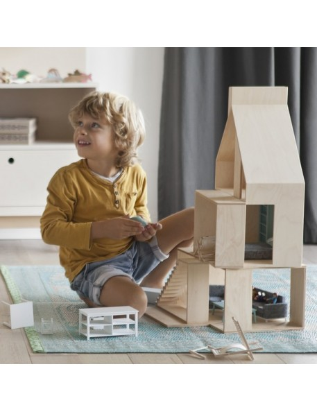"Boomini | maison de poupée design: ""mini wood"""