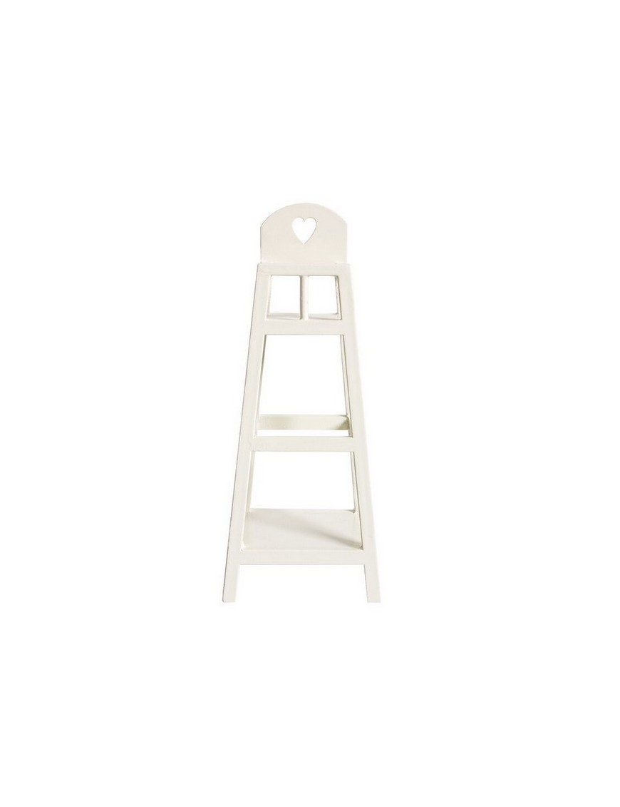 maileg wooden high chair for baby & my doll