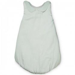 Baby Sleeping Bag Shashiko Mint by CamCam