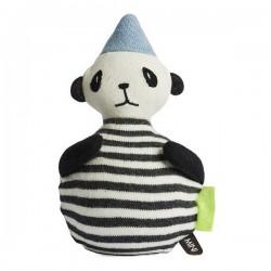 culbuto : jouet bébé - Roly Poly Panda Oyoy