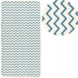 nobodinoz matelas st tropez zigzags bleus