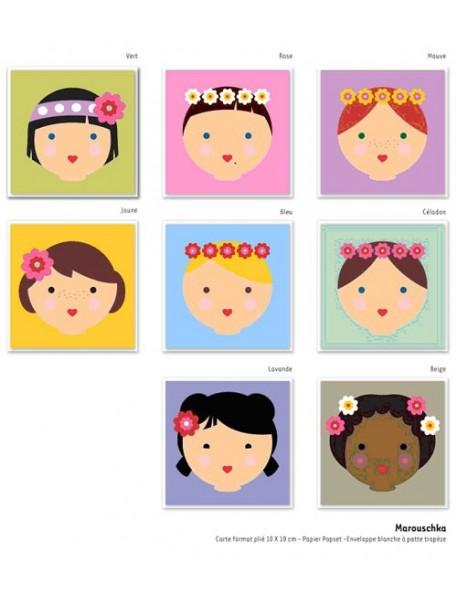 Fifi Mandirac - Maroushka Cards Collection