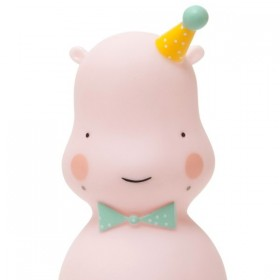 "veilleuse bébé ""hippo"": rose | Eef lillemor"