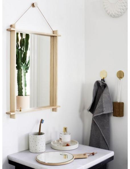 OYOY miroir square, naturel