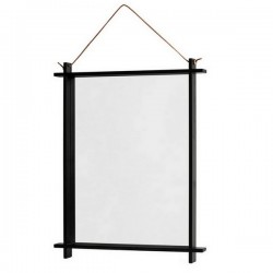 oyoy square mirror black