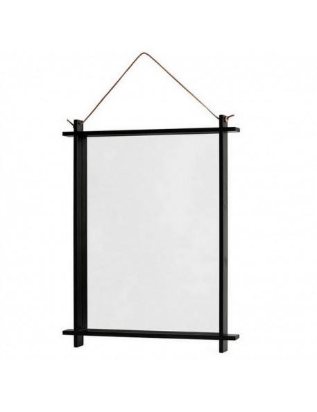 oyoy square mirror black