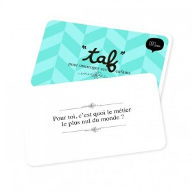 """French discussion Kit """" Au boulot"""" by Minus"""