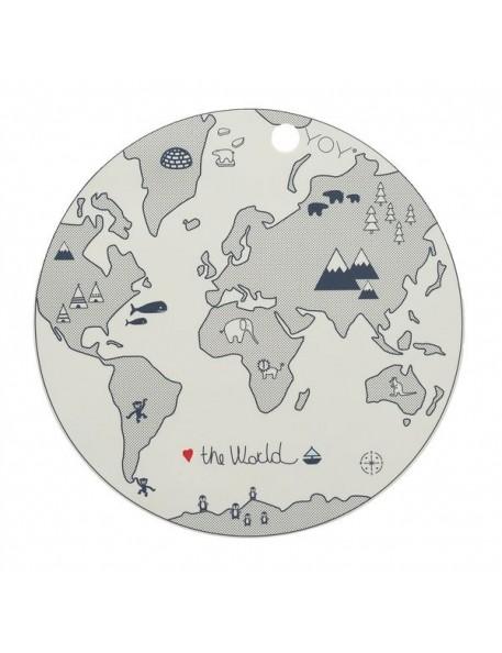oyoy set de table design enfant the world