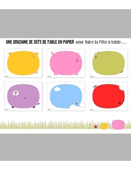 Carte Patapouf, Fifi Mandirac