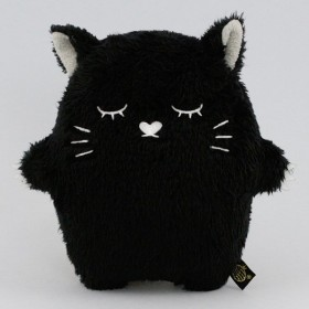 NOODOLL Ricemomo Plush Toy Black Cat