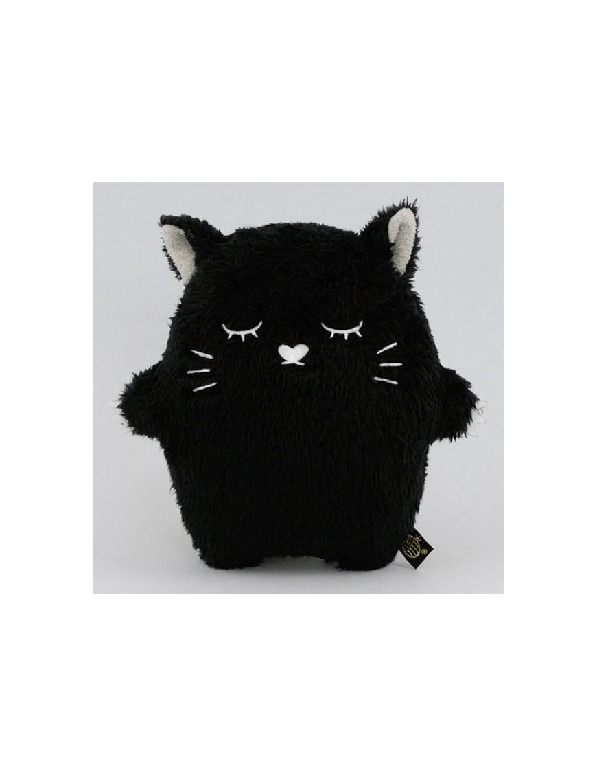 NOODOLL Peluche Ricemomo Cat Black