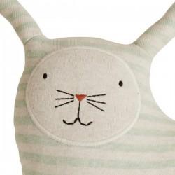 "Coussin doudou lapin ""Rabbit Peter"" OYOY"