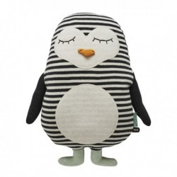 oyoy penguin cushion pingo