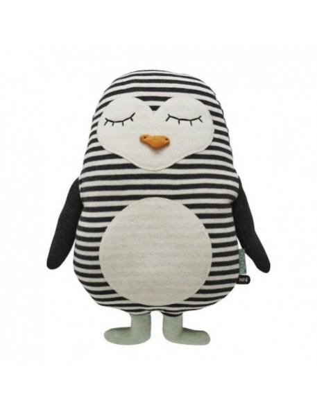 oyoy coussin pingouin pingo