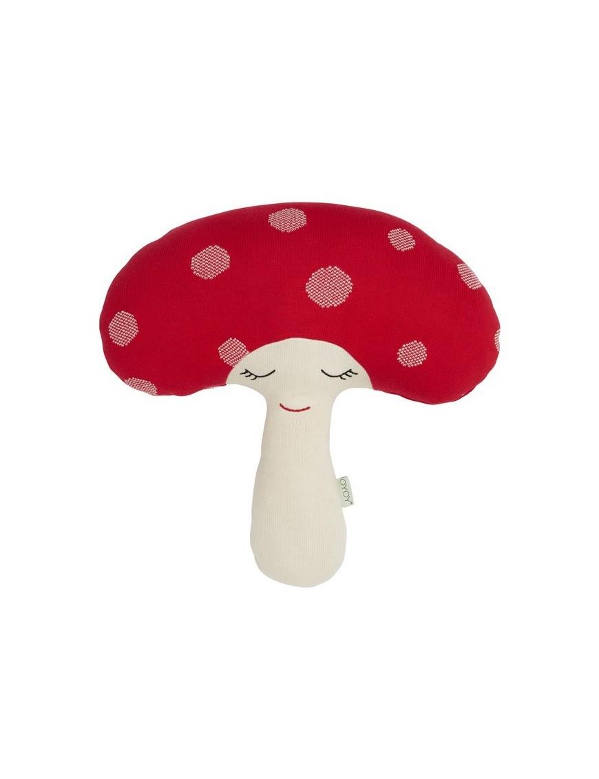 OYOY coussin champignon - décoration enfant