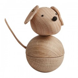 OYOY Wooden Rabbit Decoration