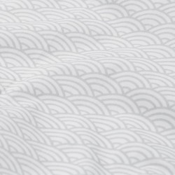 cam cam changing mat grey waves
