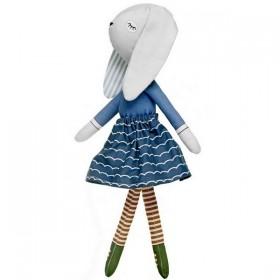 poupée chiffon bunny girl