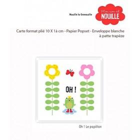 Carte Nouille la Grenouille, Fifi Mandirac