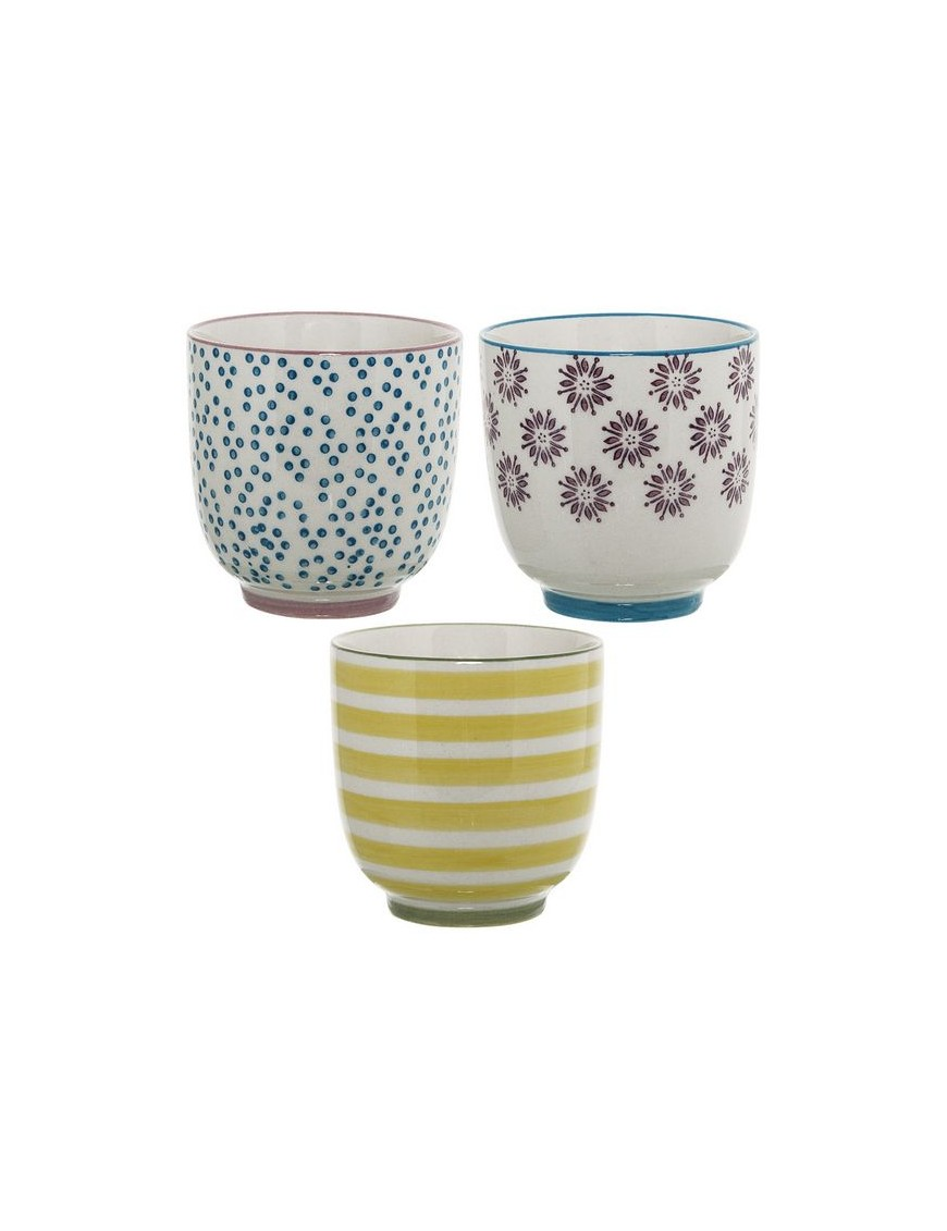 bloomingville cup patrizia (set of 3)