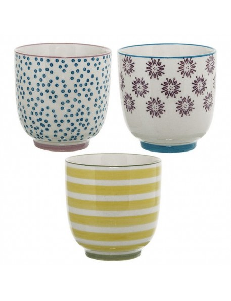 Lot de 3 tasses Patrizia Bloomingville