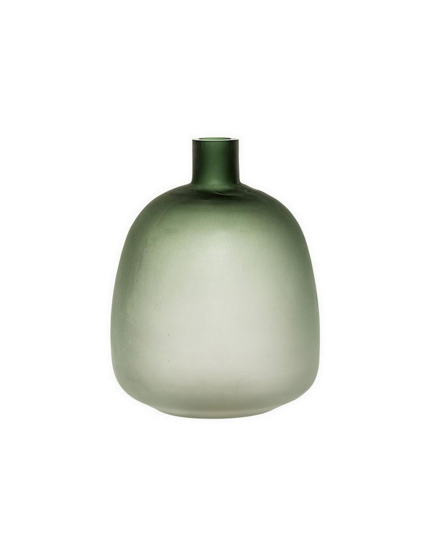 bloomingville vase green