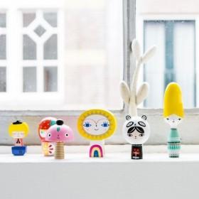 suzy ultman mr sun & friends dolls | Petit Monkey