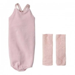 maileg pink gymsuit (mini - medium - mega size)