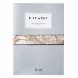 Ferm Living - bloc papiers cadeaux design (59x42cm)