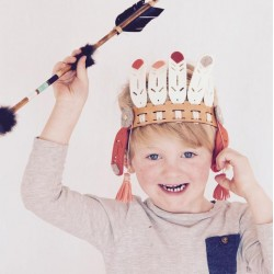 Creative kit create your own feather Crown