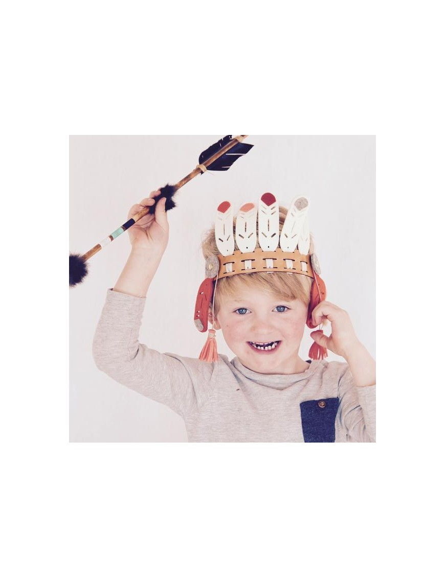 Créative kit Create Your Own Feather Crown