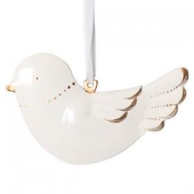 Maileg oiseau en métal, lot x2
