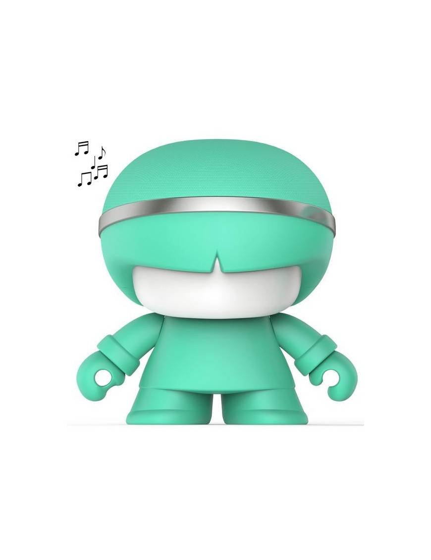 Mini xboy enceinte vert menthe