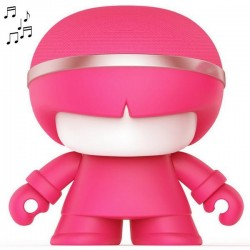 Xoopar mini xboy enceinte rose