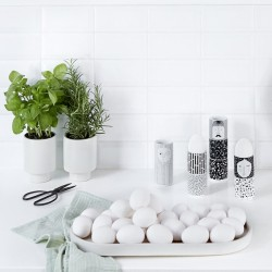 Oyoy | egg people stackable (3pcs) : model B