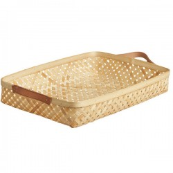 oyoy natural bread basket - large
