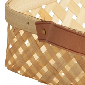 oyoy sporta bread basket - natural small
