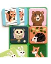 ingela p arrhenius animal lotto game - omm design