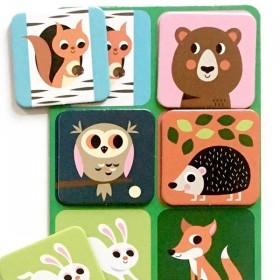 ingela p arrhenius animal lotto game - omm design