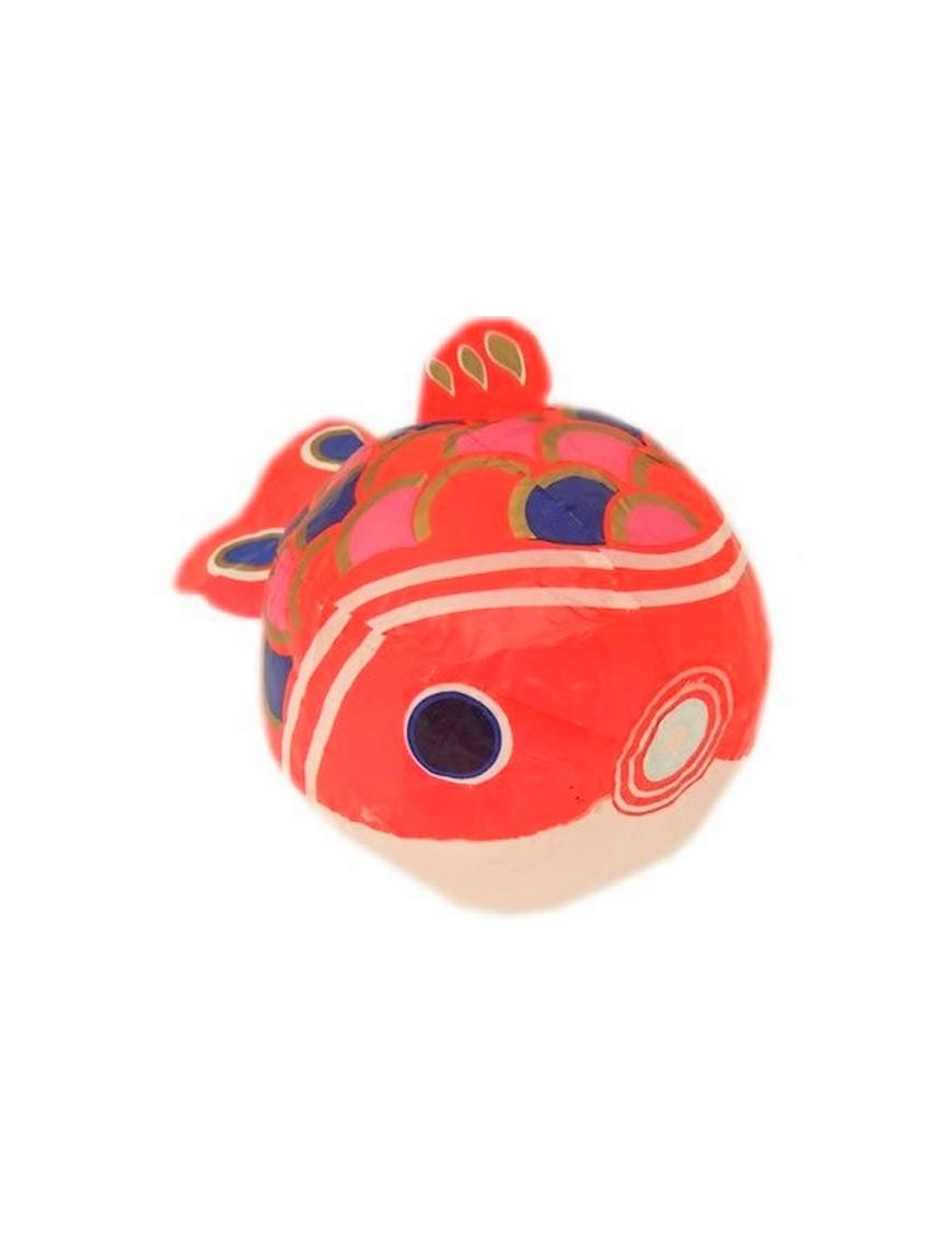 Kamifusen Ballon en Papier Japonais - carpe
