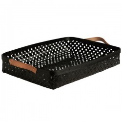 oyoy sporta bread basket - black large