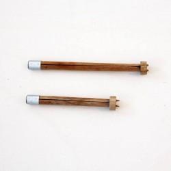 clip en bois pour fermeture de sachet alimentaire FOG LINEN